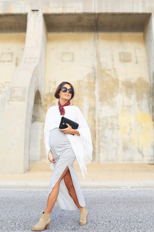 9 Awesome Fashionable Tips For Stylish Pregnancy