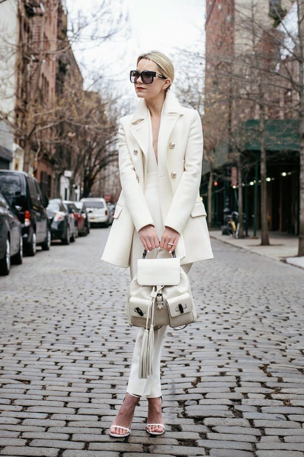 The Time Of The Backpacks Has Come! Take A Look Of 8 Trendy Models Of This Very Useful Fashion Pieces