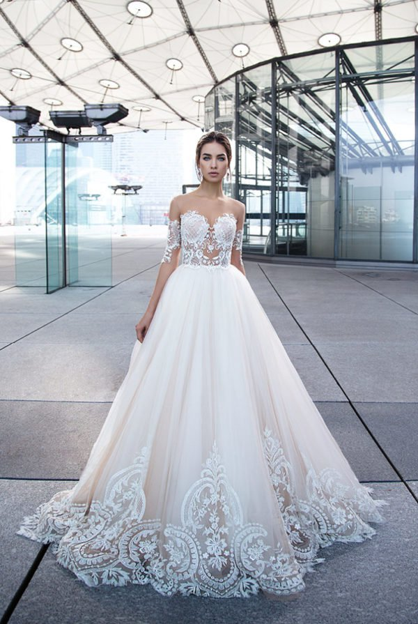 Lorenzo Rossi 's Amazing Bridal Collection