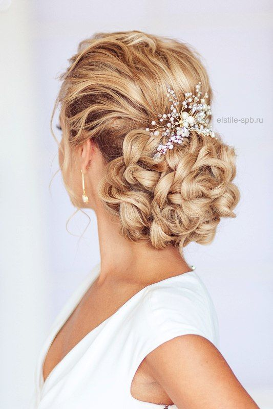 The Perfect Hairstyle For Any Bride To Be This Spring