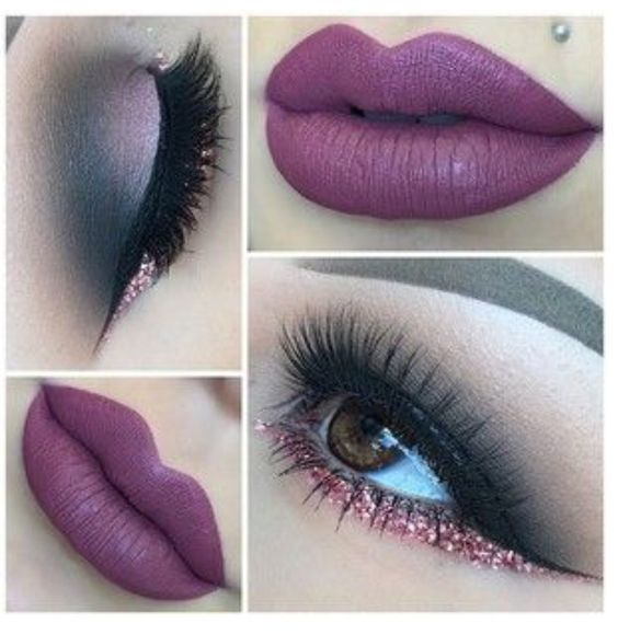 Stunning Makeup For Flawless Look All the Prom Night