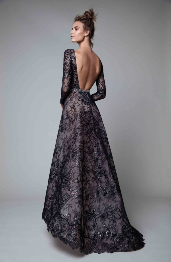 Collection  Full With Elegance And Glamour Berta  New 2017 Evening wear Collection