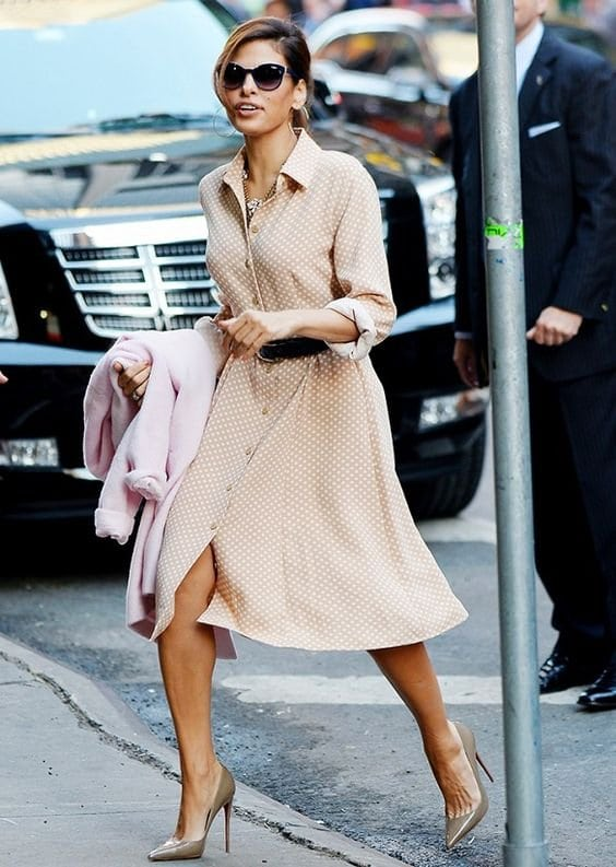 Trend Alert For Spring/Summer 2017 Shirtdress For Every Occassion