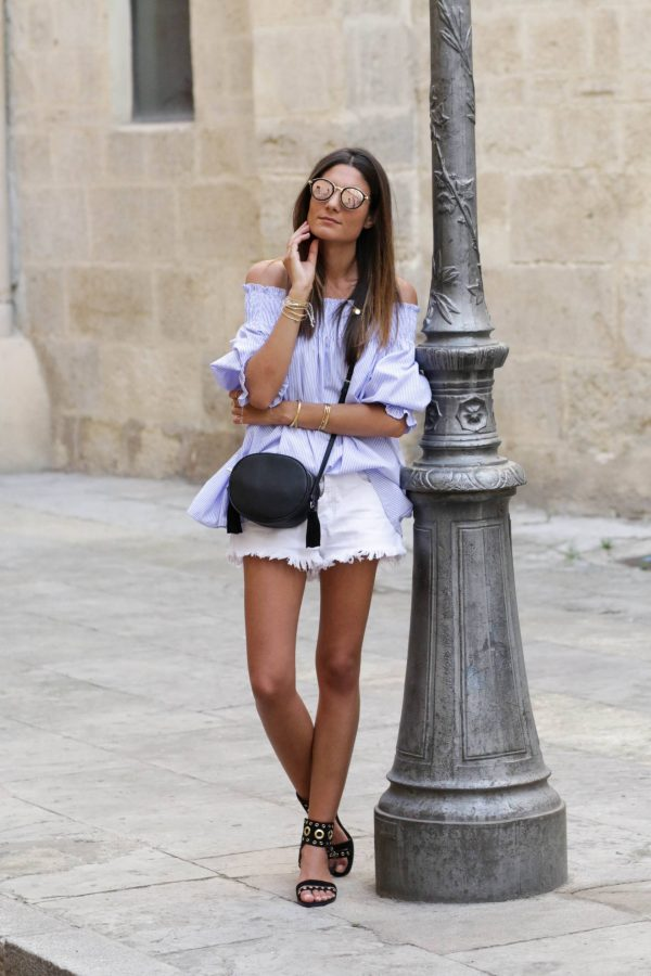 The Best Way To Wear Off The Shoulders To Get The WOW Look This Spring