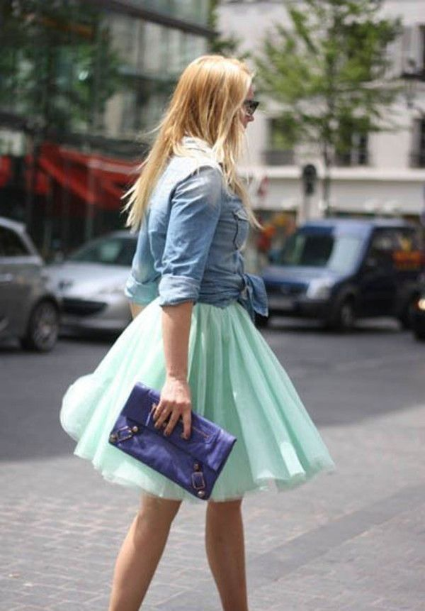 4 Ways To Wear Tulle Skirt Without Looking Like A Ballerina