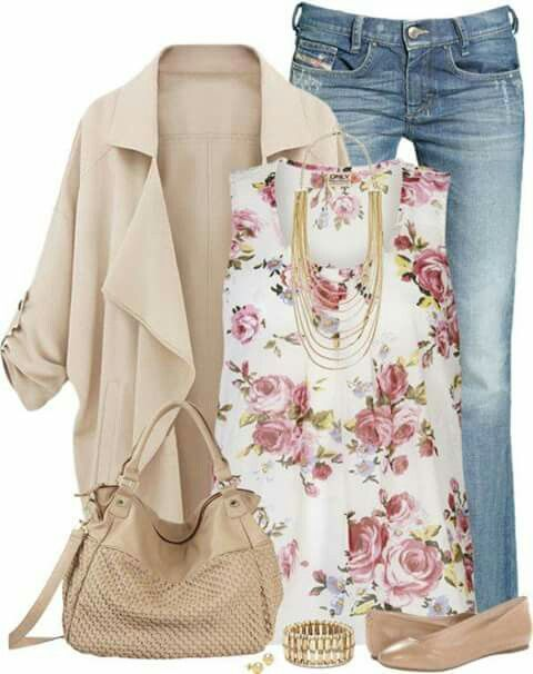 The Most Fashionable Floral Combinations To Welcome This Spring