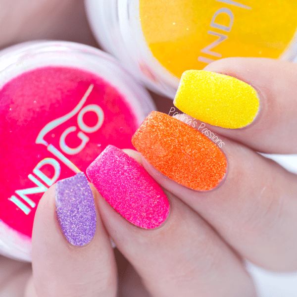 The Best Nail Art Designs To Shine In The Colors Of The Summer This Season