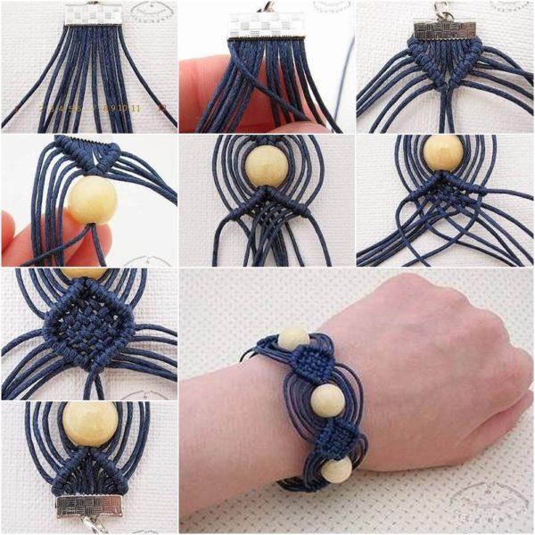 Easy DIY Ideas To Make Your Next Spring Bracelet