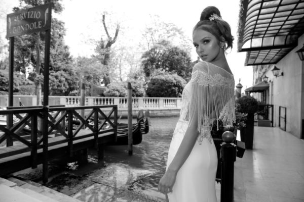 Julie Vino Spring 2018 Wedding Dress Collection To Celebrate Love In The Spirit Of The Eternal And Romantic Venice