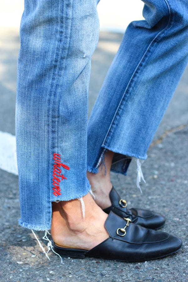 Creative Ways To Transform Your Old Jeans Into Modern Jeans With Patches Perfect For Any Occasion