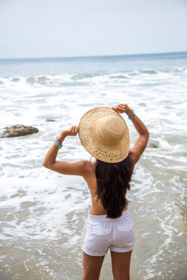 Must Have Accessories For This Summer: Beach Hat To Express Your Fashion Taste
