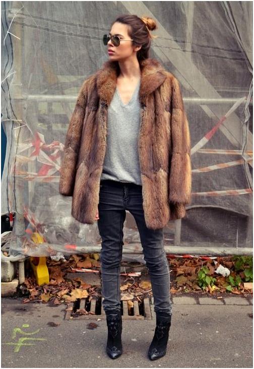 5 Ways to Wear Fur This Summer