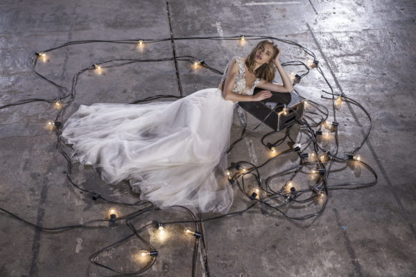 Nurit Hens New 2018 Collection  Stardust Couture  To Exude Confidence And Sophistication On Your Special Day