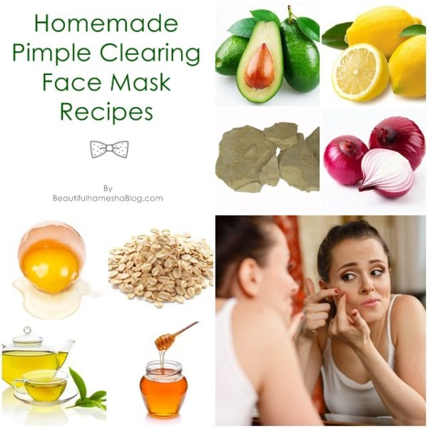 The Most Effective And 100% Natural Anti Acne Face Masks That Everybody Should Try