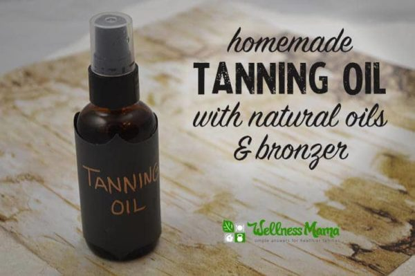 The Easiest Homemade Sunless Tanning Oils That You Should Try This Summer