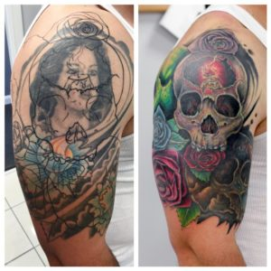 10 Most Creative Fixed Tattoo   Before And After