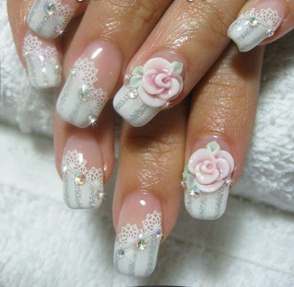 New Fancy Inspiration Ideas For Your New Nails Art Design