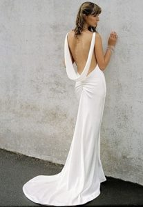Backless Weding Gowns For Sexy And Glamurous Look On Your Dream Day