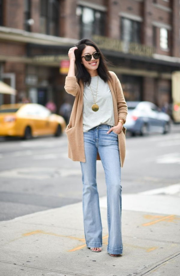 Bootcut Jeans Are Back: The Best Ways To Wear Them This Season