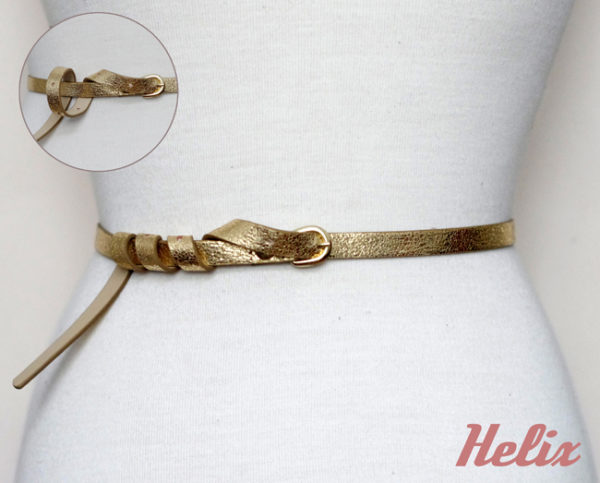 Creative Way To Tie A Belt That Will Make You Look Amazing
