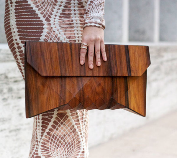 New Fashion Trend Alert: Wooden Accessories For Statement Look