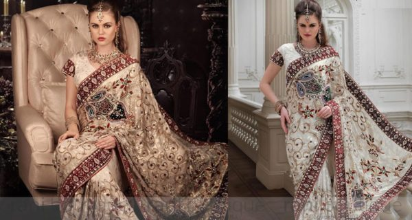 How About Some Indian Fashion: Latest Sari Designs Will Inspire You