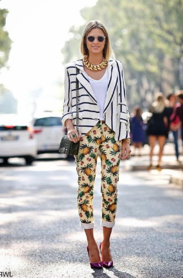 First Day At Work After Your Summer Vacation: How To Combine An Outfit