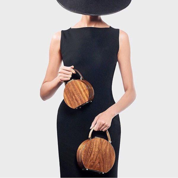 New Fashion Trend Alert: Wooden Accessories For Statement Look