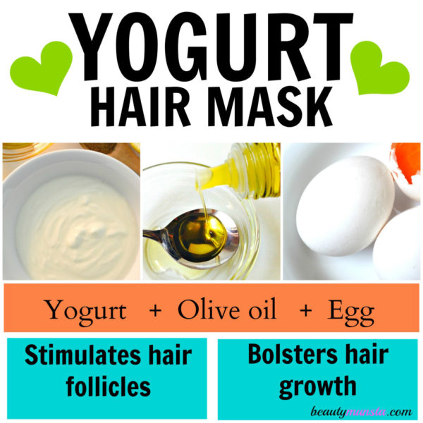 The Best Natural Hair Masks That You Can Make At Home