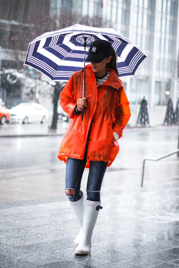 The Best Ways  To Stay Dry And Stylish Among A Long Rainy Autumn Day