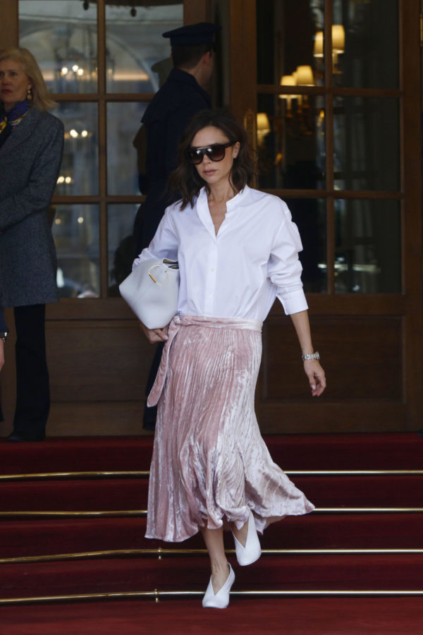 The Most Memorable Fashion Moments Of Victoria Beckham  Fashion Symbol And Inspiration For Milions Of Women All Over The World