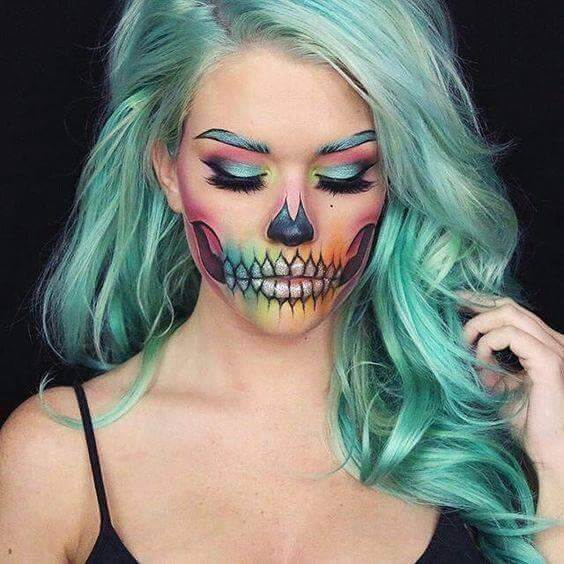 The Best Masks Inspirations For A Perfect Halloween Look