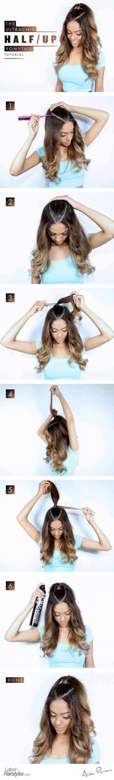 The Easiest DIY Hairstyle Tutorials To Shine Every Morning