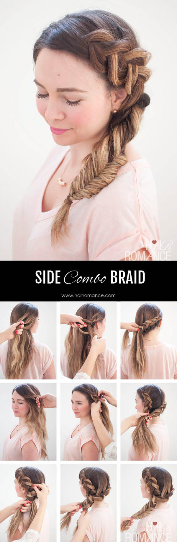 Stylish Step By Step DIY Hairstyle Tutorials For Trendy Look