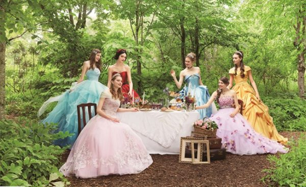 Feel Like A Princess On Your Special Day With The Most Luxurious Wedding Dresses From Kuraudia Co. Bridal Collection Inspired From Disney's Princesses