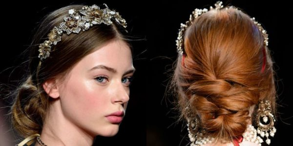 Fancy Hair Accessories That Will Be In This Season