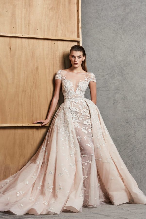 The Synonym Of Wedding Dresses Perfection: Zuhair Murad\'s Bridal ...