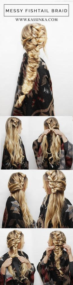 Feel The Christmas Holiday Magic With The Total Hit Hairstyle For This Season – Braids For Perfect Look At The Biggest Holiday In The Year