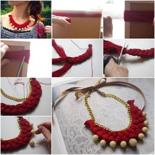 Fabulous Step By Step Necklace Tutorials That Are Easy To Make