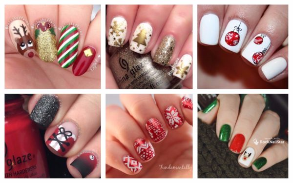 The Best Christmas Nail Designs That Will Bring You Joy