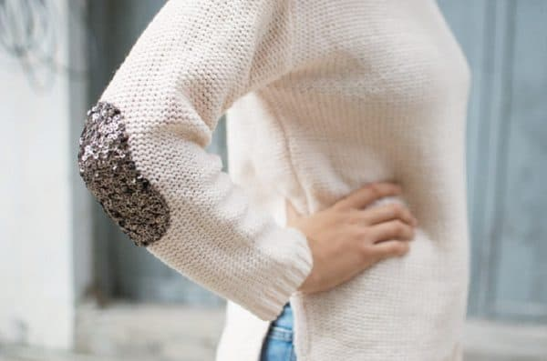 Inspirational DIY Sweater Updates That You Have To Try Now