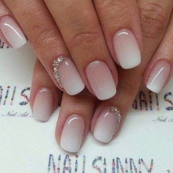 Incredibly Magical Wedding Nail Designs That Will Take You Aback
