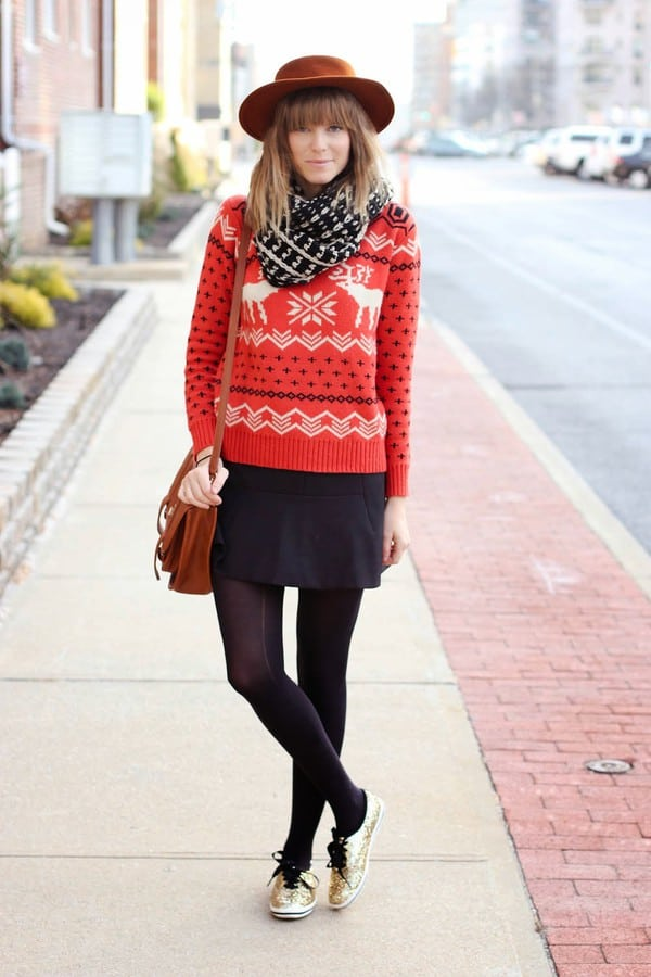 Jolly Christmas Sweaters That Prove That They Are Not That Ugly At All