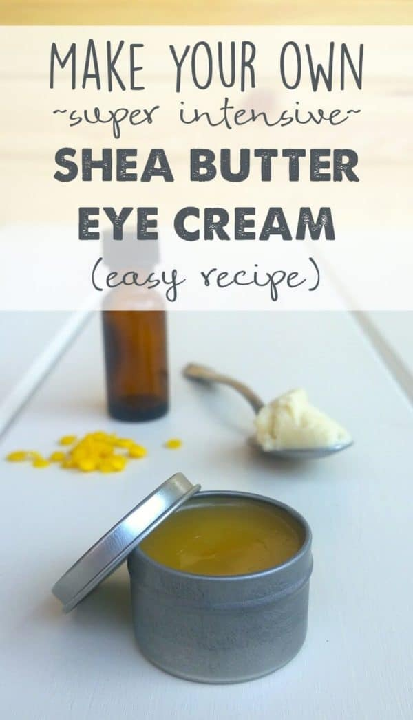 Lovely Homemade Eye Cream Recipes To Nourish Your Skin