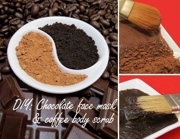 Delicious Chocolate Face Masks That You Cant Resist
