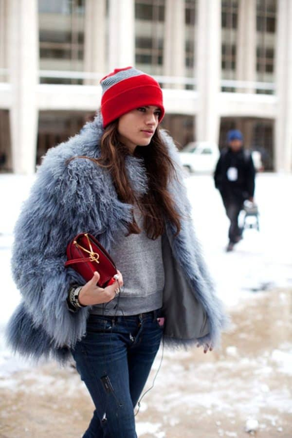 The Most Chic Ways To Style A Beanie Outfit This Winter