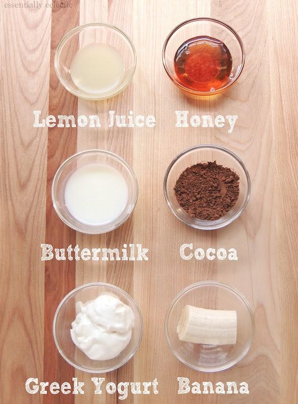 Super Quick And Easy Facial Homemade Masks With Yogurt