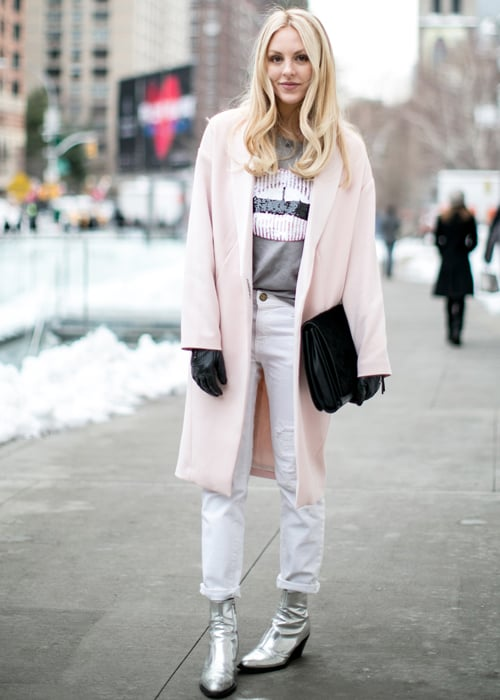 Winter Pastel Coats That Will Melt Your Hearts