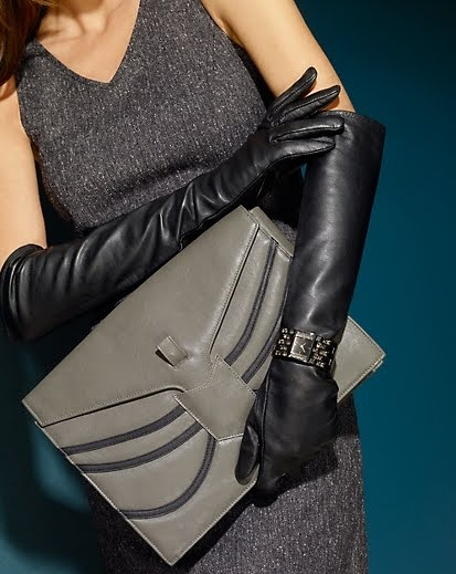 How To Style A pair Of Gloves In Order To Look Modern This Winter