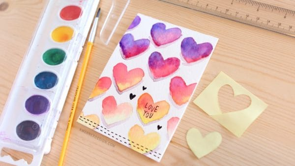 Creative DIY Love Cards To Celebrate A Different Valentines Day